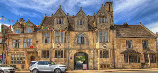 Top Oundle wedding venue - Talbot Hotel