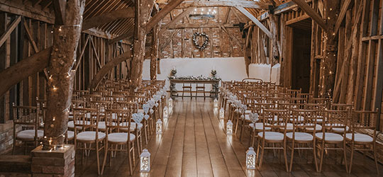 Bassmead Manor Barns wedding venue near St Neots