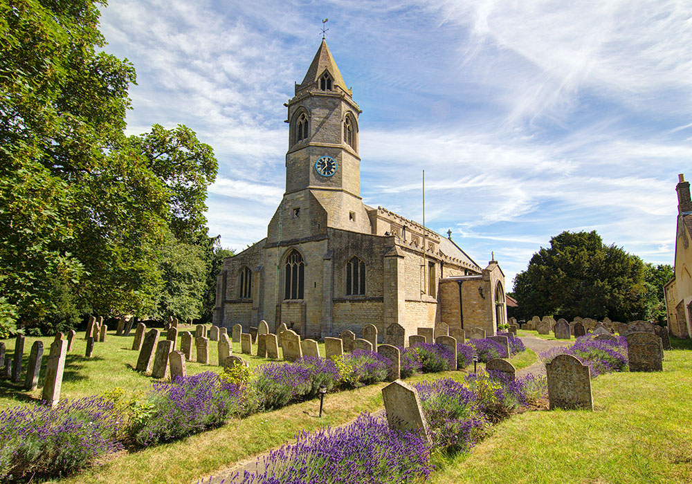 wedding photographer peterborough - Barnack Church
