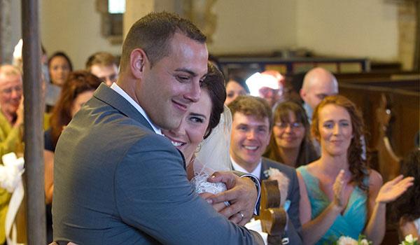 nene digital wedding photography - cathedral wedding