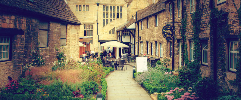 Talbot Hotel in Oundle