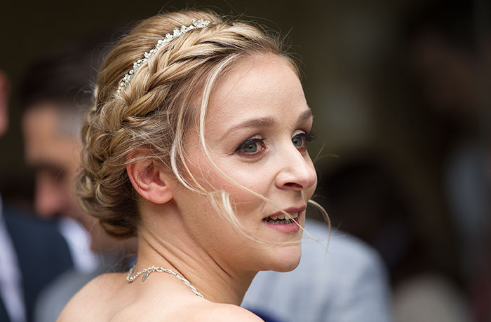 Wedding Photographer - Bell @ Stilton - Bride