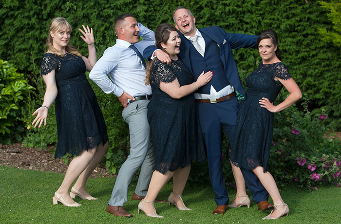 Wedding Photographer - Bell @ Stilton - Informal Photo