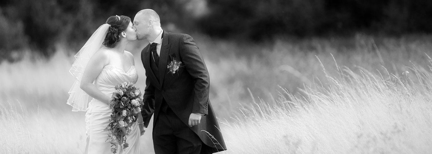 St Neots wedding photographer - long grass