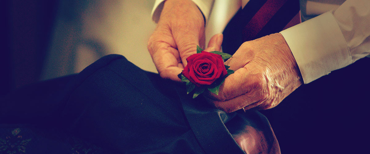Booking Process - image of buttonhole